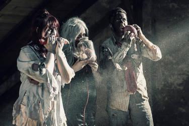 Zombie 13 by peterszebeni