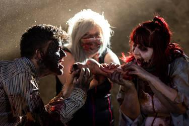 Zombie 14 by peterszebeni