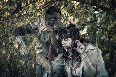 Zombie 16 by peterszebeni
