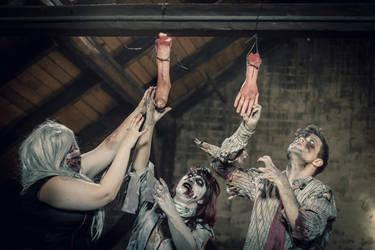 Zombie 15 by peterszebeni