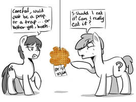 Waffling over Waffles by Coin-Trip39
