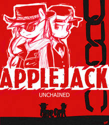 Applejack Unchained by Coin-Trip39
