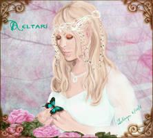 Pensive Aeltari by Purple-Taliesyn