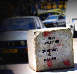 Free  Palestine by thereisnoband