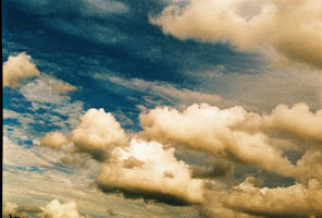 the clouds III by ocimblackbluered