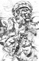 Riddick and company by wolfpact