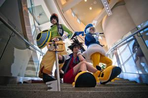 Kingdom Hearts by Hopie-chan
