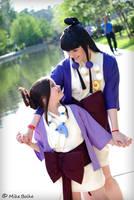 Fey Girls by Hopie-chan