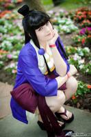 Maya Fey by Hopie-chan