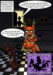 Fazbear's Crew by Black-Nocturne
