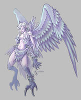 01 Harpy by Omega-Sigh