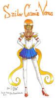 Sailor Cosmic Venus :New: by GorgeousPixie