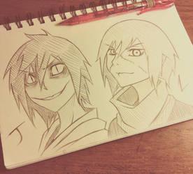 * Practice Sketch 2 * by gingie-liu
