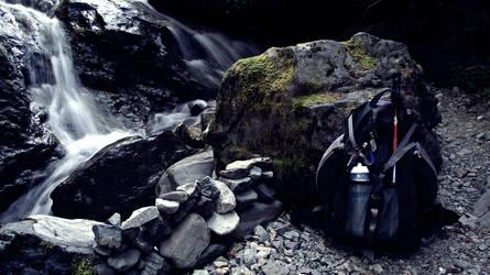 Perry Creek Falls by cjosborn