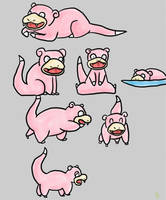 slowpoke training by pathos420