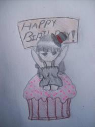Happy Birth day Card by tristalight911