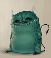 Creepy Cute by K-Bladin