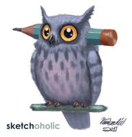 The Sketcho-Mascot by K-Bladin