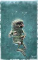 Little Water Fellow by K-Bladin