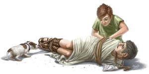 Brutus by K-Bladin