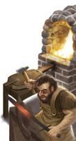 Blacksmith by K-Bladin