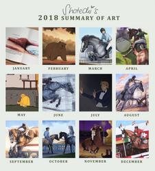 My Art 2018 by Shotechi