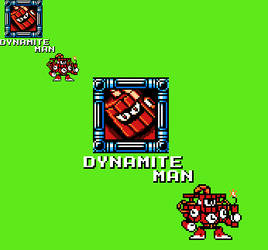 Dynamite Man by HommeAuxVisages