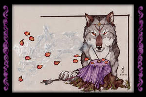 Spirits, Awake -for Illahie- by CrescentMoon