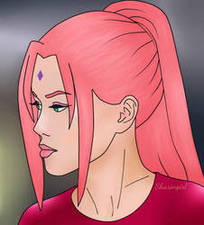 Sakura Haruno 01 by Sharingirl