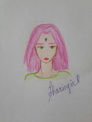 Sakura Haruno by Sharingirl