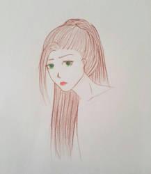 Portrait by Sharingirl