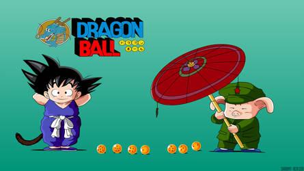 Dragon Ball by ShikoMT