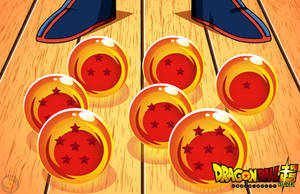 DBS - Dragon Ball - By ShikoMT by ShikoMT
