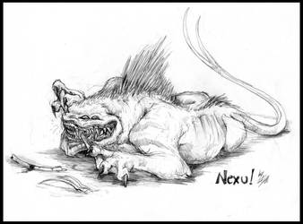 Nexu by EllisonPav