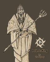 Priest-King by Vladdyboy