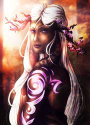 Ina by Virafiel