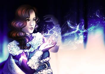Winter Magic by Virafiel