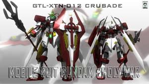 Gundam Crusade by ssejllenrad2