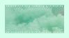 F2U Mint Clouds Stamp by VixessRin