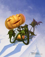Halloween theme 18 10 2016 by An9reyART