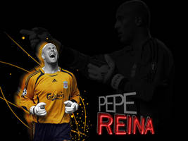 Liverpool FC pepe reina by greengo26