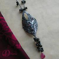 Ruby Fairy by drakonaria