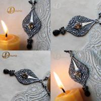 Sindarin - Amath by drakonaria