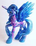 Custom G4 Galaxy My Little Pony by enchantress41580