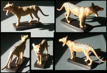 Thylacine Model by Forbidding