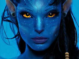 Avatar Angelina by edit-express