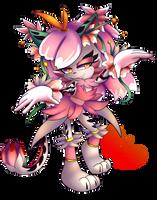 Carnation Blossom by ArtsySiege