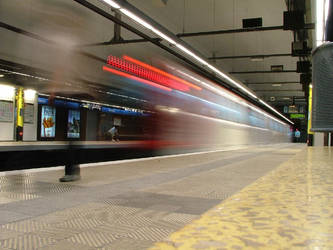 Faster then the underground by DonCuba