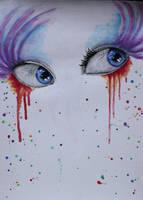 Eyes and Lies by Zebrapluschi