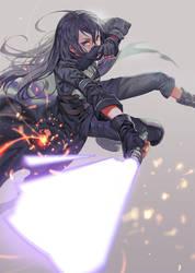 Kirito by ra-lilium